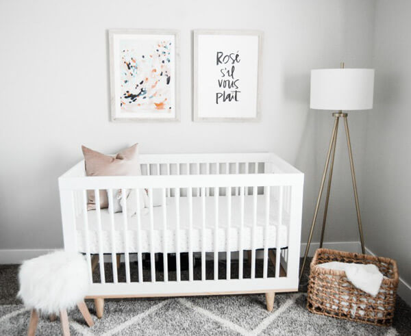 100 Adorable Baby Girl Room Ideas | Shutterfly