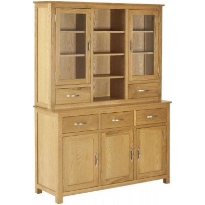 Oak Dresser | Solid Oak Dressers | Furniture Plus