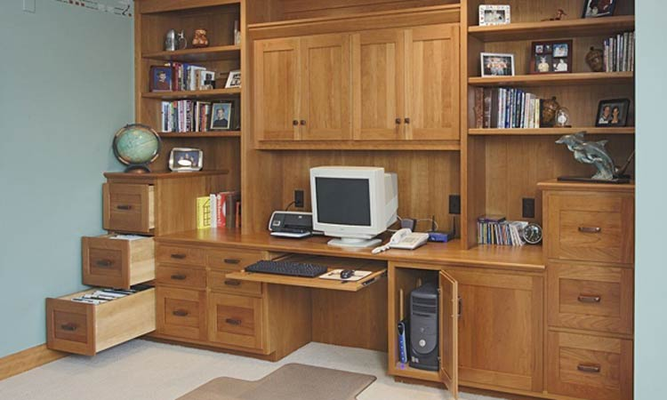 Office Cabinets Design | Modern Minimalist Home Design