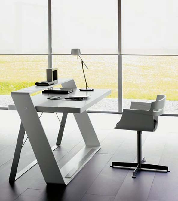 Inspiring and Modernu2026.Desks! | Studios Where Creativity & Passion
