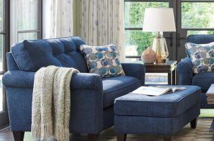 La-Z-Boy Laurel Oversized Chair and Ottoman Set | Boulevard Home