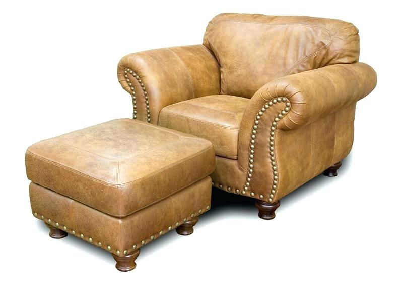 Oversized Leather Chair And Ottoman Ottoman Oversized Leather Chair