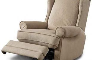 Amazon.com: BONZY Swivel Glider Recliner Chair Nursery Elderly Sofa