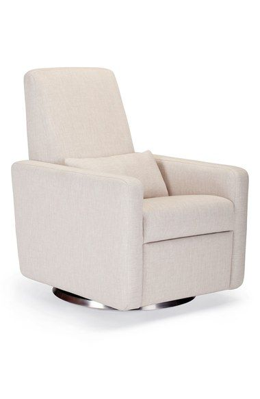 Monte Design 'Grano' Glider Recliner with Swivel Base available at