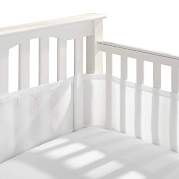 Amazon.com: Breathable Baby Breathable Mesh Crib Liner | Doctor