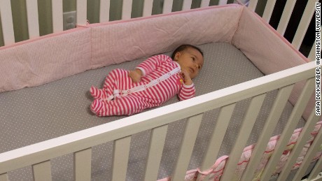 Stop using crib bumpers, doctors say - CNN