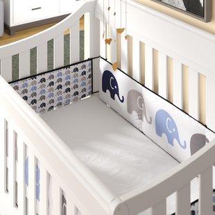 Crib Bumpers You'll Love | Wayfair