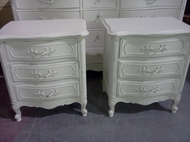 Handpainted Furniture Blog, Shabby Chic Vintage Painted Furniture