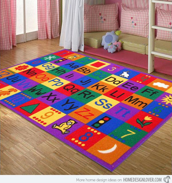 15 Kid39s Area Rugs For More Enjoyable Playtime Home Dorm Room Area Rugs