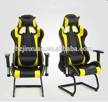 Malaysia Pc Gaming Chair Gaming Seat Chair No Wheels For Gamer