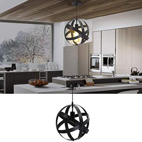 Amazon.com: Industrial Pendent Light Fixture, Kitchen Island Vintage
