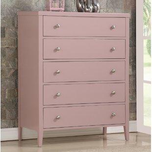 Pink Dressers You'll Love | Wayfair