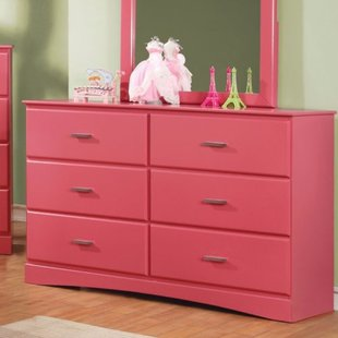 Pink Dressers And Chests