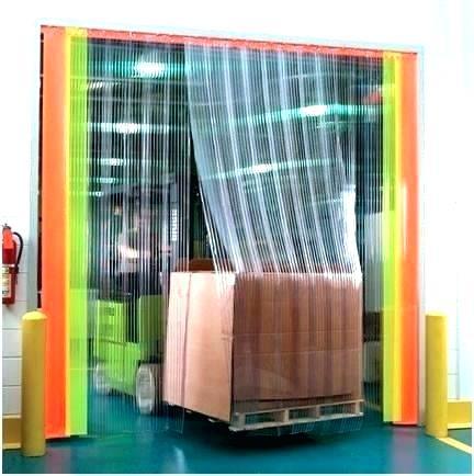 Vinyl Curtain Strips Plastic Door Curtain Home Depot Curtains Shower