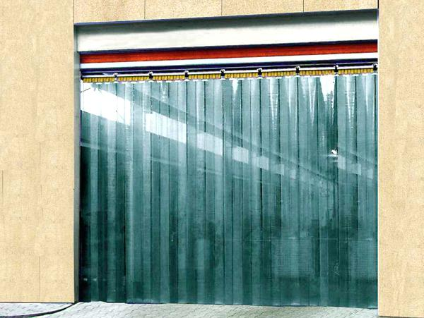 Enhance your homes decor with stylish plastic door curtains for home