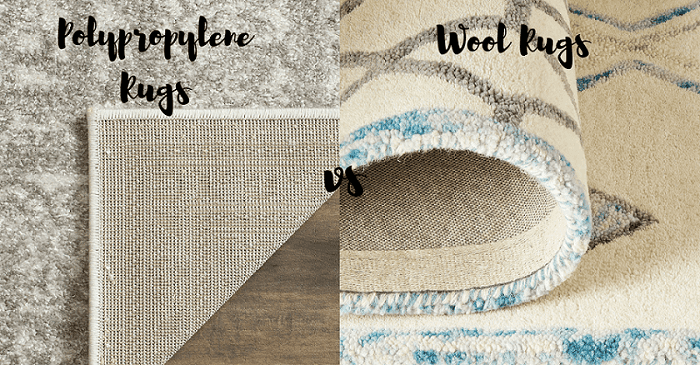 Polypropylene Rugs vs Wool: 6 Differences You Should Know Now