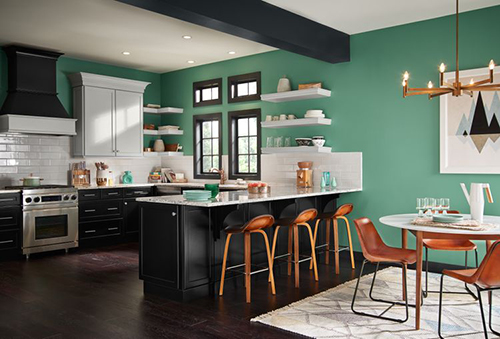 Most Popular Kitchen Colors for 2017 - Picone Home Painting