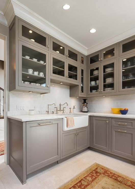 Most Popular Cabinet Paint Colors | kitchens | Kitchen Cabinets