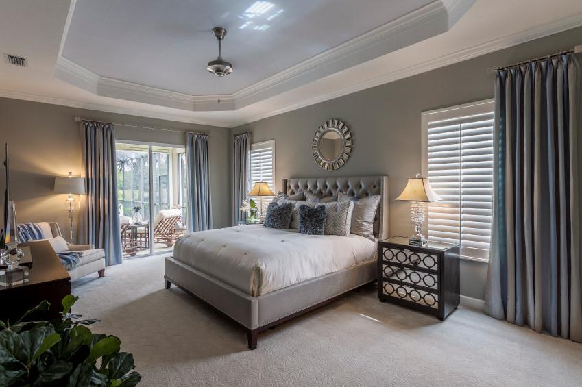 60 Gray Master Bedroom Ideas for 2019