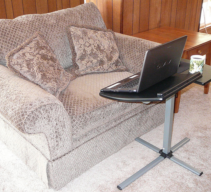 Portable laptop table couch - Review and photo