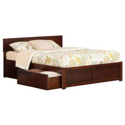 Storage - Queen - Beds & Headboards - Bedroom Furniture - The Home Depot