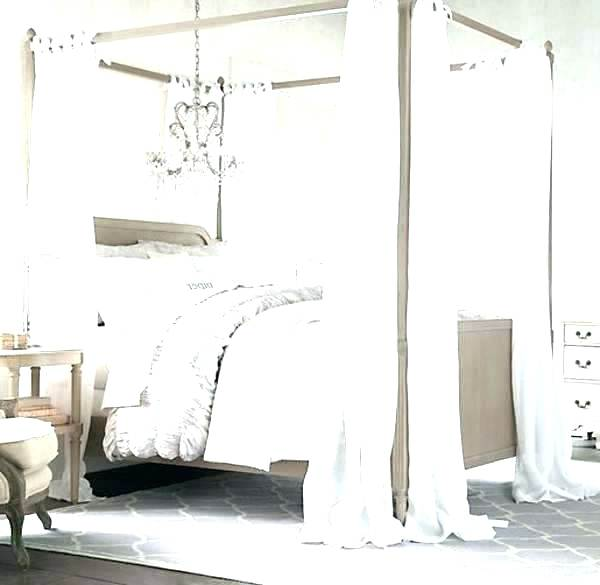 canopy bed curtains queen u2013 amorrmilo.info