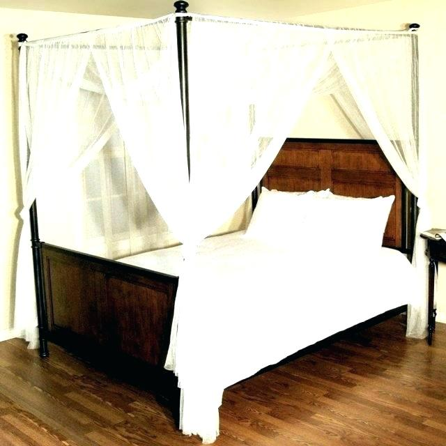 Queen Size Canopy Bed Curtains Bed Canopy Curtains Luxury Queen Size