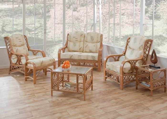 Rattan & Cane Conservatory Furniture | Traditional in 2019
