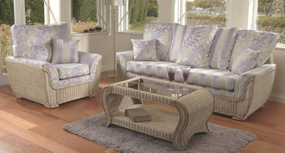 How To Restore Natural Rattan Or Cane Conservatory Furniture Which