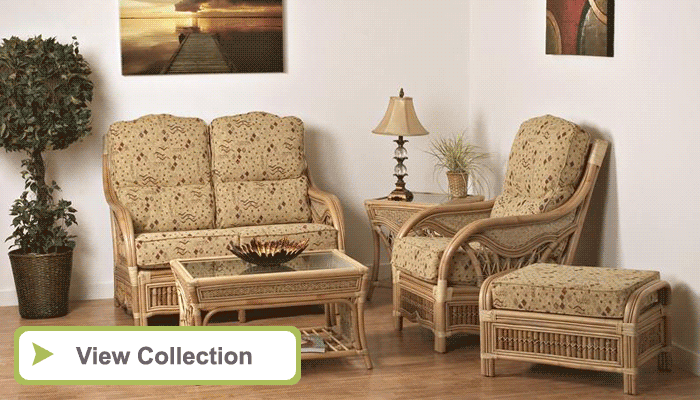 Rattan Cane Conservatory Furniture
