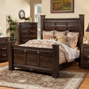 The time of solid wood bedroom furniture has arrived again