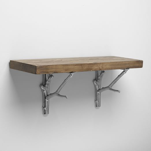 Reclaimed Wood Shelf | west elm