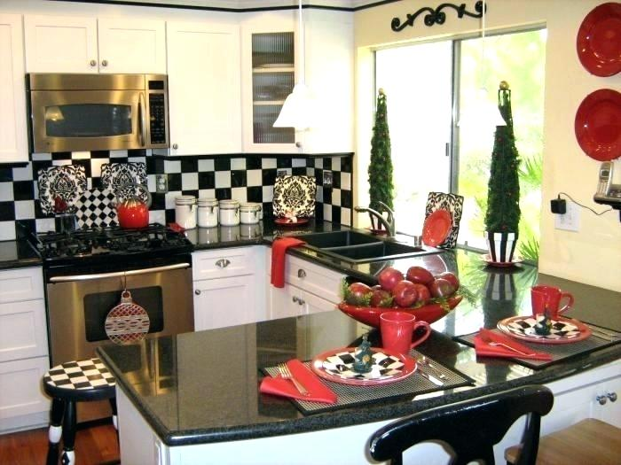red kitchen decorating ideas amazing home interior