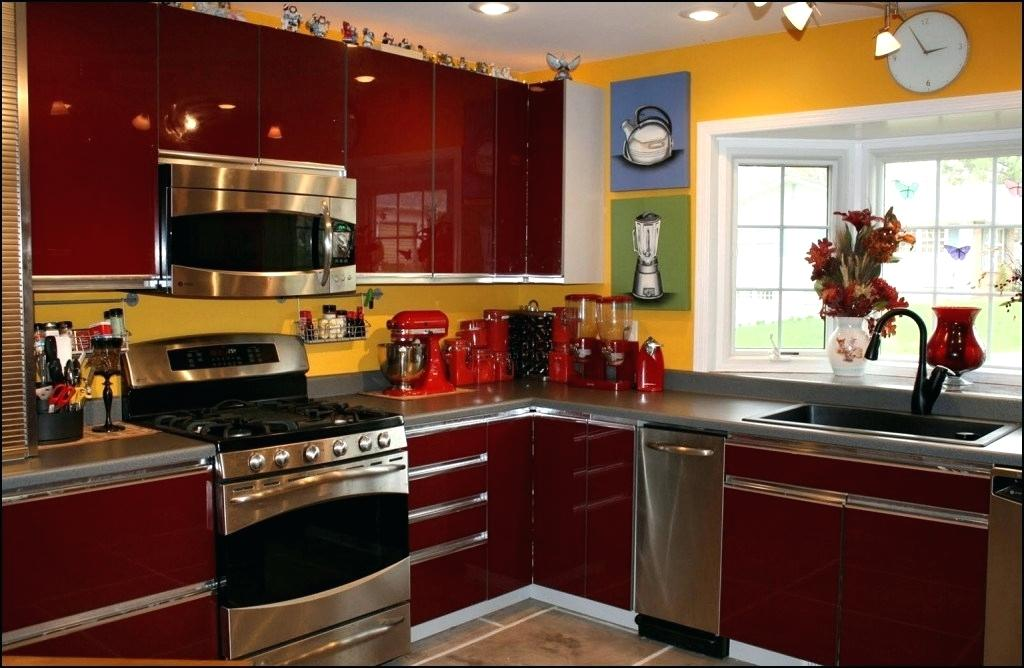 red and black kitchen decorating ideas decor inspirational urban home  interior o
