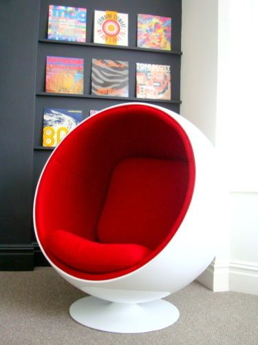 Buy the best retro egg chairs to relax u2013 DesigninYou