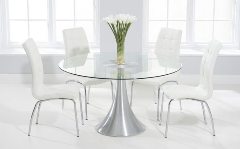 Glass Dining Table Sets | Great Furniture Trading Company | The