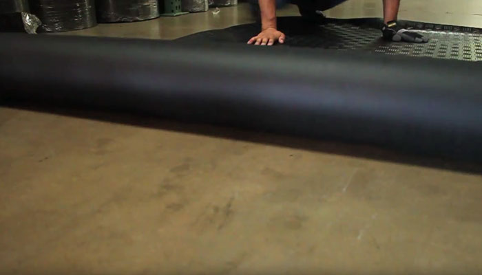 Pro Tips: Basement Rubber Floors u2013 Rubber Flooring Blog
