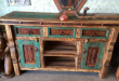 Cool Rustic Painted Furniture Similiar Rustic Mexican Painted