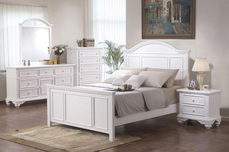 Shabby Chic White Bedroom Furniture | White Bedroom Furniture