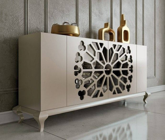 Best Handmade Contemporary Sideboards | cnc cutting & milling