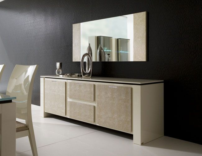 Sideboard Cabinet Modern Decor Dining Room