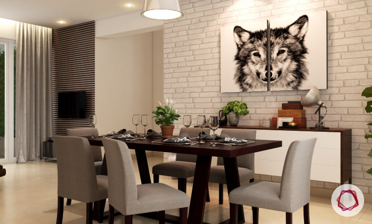 Simple Dining Room Decor Ideas