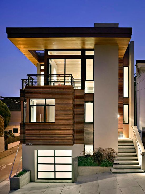 Simple Modern House #modern home design #luxury house design | MY