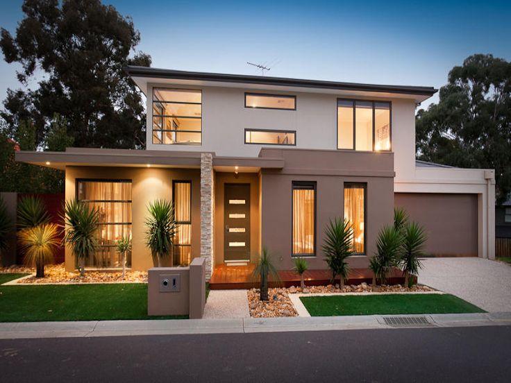 Simple Modern Houses Design | Living Room Design