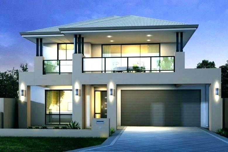 Best Modern House Design Two Storey House Simple Modern House Simple