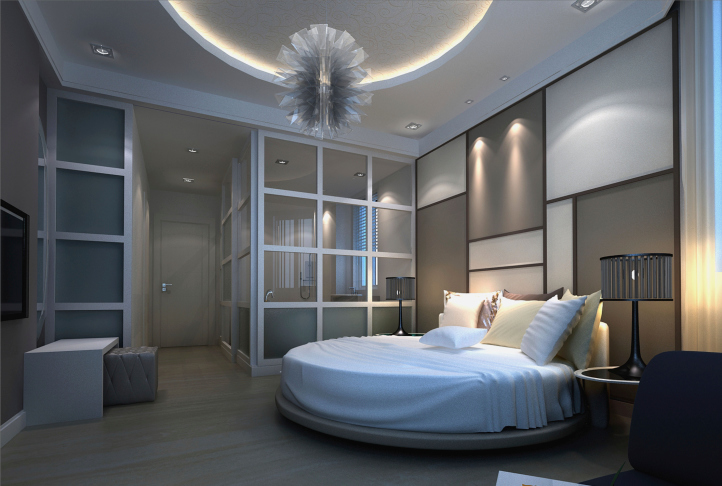 Make your bedrooms more elegant with simple modern master bedroom