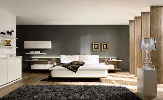 Contemporary Master Bedroom Decorating Ideas | Home Design Ideas