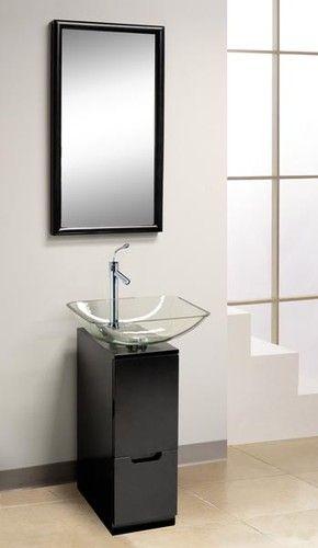 Dreamline Small Bathroom Vanity DLVG-615 - bathroom vanities and