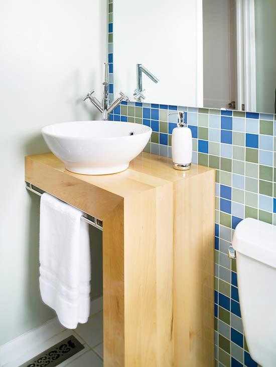Small Bathroom Vanity Ideas   Better Homes & Gardens