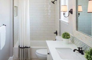 small bathroom makeover u2026 | when i own a house | Bathroom, Basement